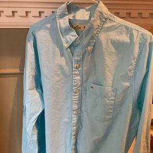 Hollister long sleeved shirt